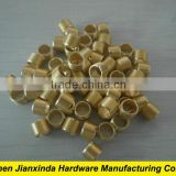 Brass automatic lathe machining fastener nut