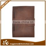 wholesale high quality notebook paper composition custom notebook/vintage leather notebook