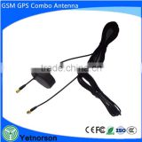 Factory Price External Waterproof Combo 2-in-1 Combine Auto Active Dual Band GPS GSM Car antenna