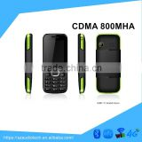 2016 Low price china mobile phone CDMA frequency 800MHZ