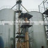 Hopper and Flat Bottom Steel Silo