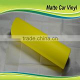 Cast Car Sticker Wholesale Price 1.52*30M 6 colors auto color changing matte black vinyl car wrap