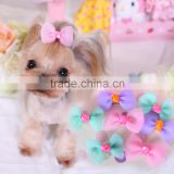 Pet Apparel & Accessories Type and Bows & Accessories Pet Dog Bow                                                                         Quality Choice