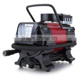 LED light Car air compressor, heavy duty air compressor, air pump, air inflator with repair tools