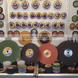reinforced grinding wheels in T27 for all metal and stainless steel in black red green yellow