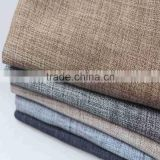 bed linen flax fabric for linen clothing shoe material linen cotton fabric