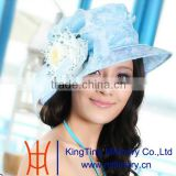 Beautiful women's top hats cheap,other hats also available