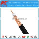 Audio and antenna coaxial cable