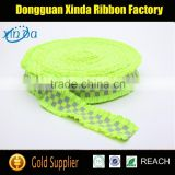 Polyester/Spandex Ribbon Lace Trimming Elastic Tape