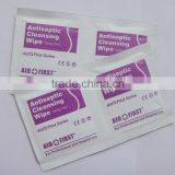 Single Piece Disinfectant Cleaning Wipe From Powerclean!High Quality Medical Wipe With CE FDA Certificates