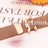 Original Stainless Steel Mesh Watch Band For Apple Watch, Colorful Wrist Band For iWatch Strap 38 mm, 42mm optional, 5 colors