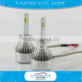AILECAR C6F H1 LED bulbs for auto headlamp 12V 32W 6000K led lamp 3000K PH led chip