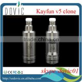 Tobeco kayfun v5 clone with 4ml capacity