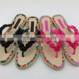 2016 Fashion Lasdy Jelly Sandals