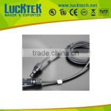 TUV approval solar extension cable with connector