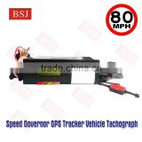 ID Card GPS Tracker Digital Tachograph Vehicle GPS GSM GPRS Tracking Device with Speed Governor
