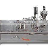 Horizontal liquid sachets packing machine