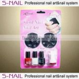 2016 wholesale nail art Kit Nail Gel Polish / beauty choices nail arts design uv gel polish