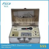 CE approval useful skin analyzer for beauty shop connect with PC