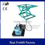 high quality DC AC motor electric scissor lift table                                                                         Quality Choice