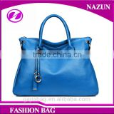 high quality fashion european brand 100% real cow leather women handbag