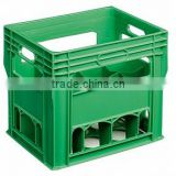 Brand new plastic Bottle Storage Crates for Beer, Wine, Spirits Bottles