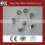 OEM factory made stainless steel m6 cage nut with screw
