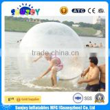 2016 selling inflatable water walking zorb ball for Summer