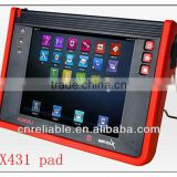 2013 most languages and software car diagnostic tool original launch x431 Pad launch original pad update online