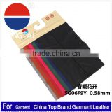 With 20 years expenience high quality chrome tanned sheep gloving leather