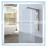 Hot Selling tempered shower glass shower panel H20-02