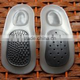 high quality custom foot care Element Sport Insole Orthotic Arch Support Insole Full Length PU Insole