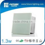3 years warranty CE&RoHs led paving stone lights DC12/24V 100*100 outdoor led brick light