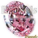 Diamond,Natural Pink Diamond, Oval Shape Diamond, Loose Diamond, Certified Diamond, Diamond Brilliant Cut Diamond,Jewelry