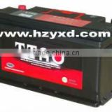 12v sealed auto middle bus benz starter battery