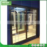 Competitive price hot sell aluminum sliding window fire resistance horizontal aluminium sliding window and door