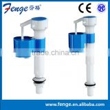 Factory supply with adjustable toile auto fill valve