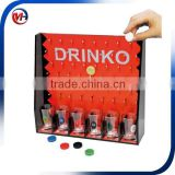 Shot Glass Drinko Bar Game Set/drinking game