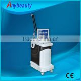 480-1200nm 15W(20W) Vertical Equipment F7+ Fractional Co2 Laser Pigment Removal Carboxytherapy Vaginl Tighten With CE For Medical Use