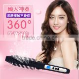2017 new design 3D Anion curling iron as seen on TV creat beautiful shiny wave hair curler