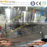 China Top manufacturer high grade palm kernel oil refining machine/oil refinery machine/ 0086-13838265130