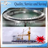 Wind Power Generator Excavator Single Row Ball Slewing Ring