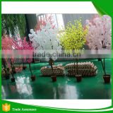 Artificial Decor Peach blossom Tree
