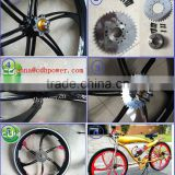 Magnesium alloy bicycle wheel/gas tank bike wheel/high quality wheel
