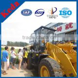 Front End Loader, Hydraulic Pilot 5 ton Wheel Loader Price List