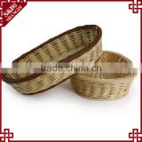 S&D Factory direct sale wholesale basket, fruit basket ,gift packaging folding basket