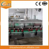2016 Hot selling glass bottle sterilization machine for fruit juice