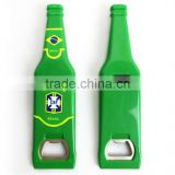 promotional 3 tones plastic whistle with bottle opener for 2018 World Cup