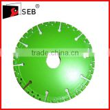 Vacuum Brazed Diamond Cutting saw blade for tile ceramics marble