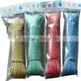 20m colored polyethylen clothesline factory